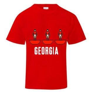 Georgia Subbuteo T-Shirt
