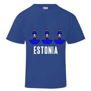 Estonia Subbuteo T-Shirt