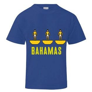 Bahamas Subbuteo T-Shirt