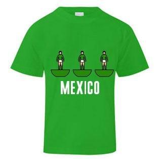 Mexico Subbuteo T-Shirt