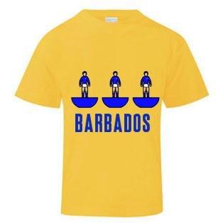 Barbados Subbuteo T-Shirt