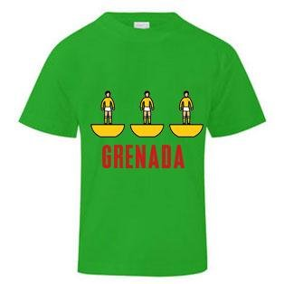 Grenada Subbuteo T-Shirt