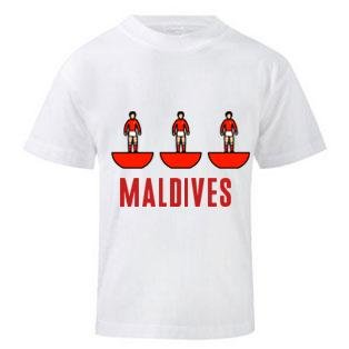 Maldives Subbuteo T-Shirt