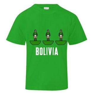 Bolivia Subbuteo T-Shirt