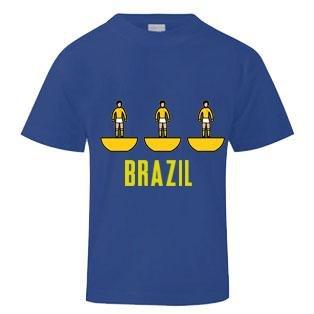 Brazil Subbuteo T-Shirt