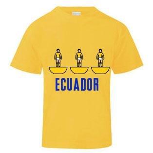 Ecuador Subbuteo T-Shirt