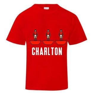Charlton Subbuteo T-Shirt