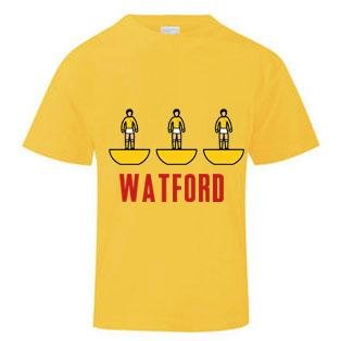 Watford Subbuteo T-Shirt