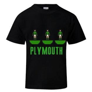 Plymouth Subbuteo T-Shirt