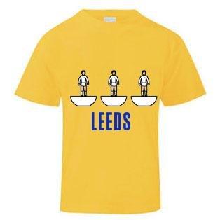 Leeds Subbuteo T-Shirt