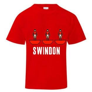 Swindon Subbuteo T-Shirt