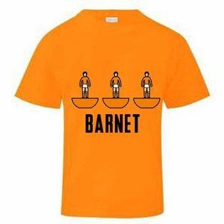 Barnet Subbuteo T-Shirt