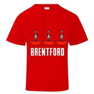 Brentford Subbuteo T-Shirt