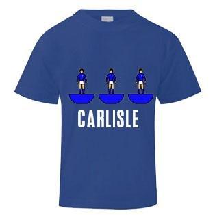 Carlisle Subbuteo T-Shirt