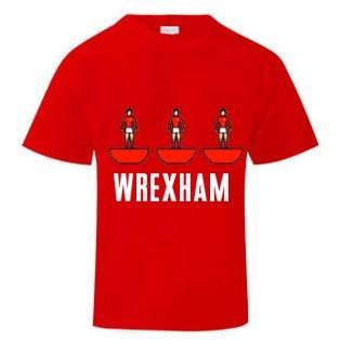 Wrexham Subbuteo T-Shirt