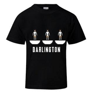 Darlington Subbuteo T-Shirt