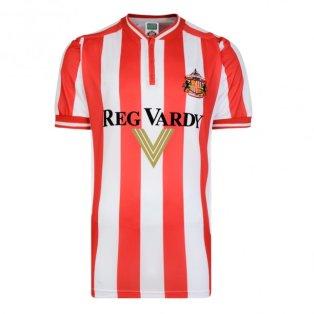 Score Draw Sunderland 2000 Home Shirt
