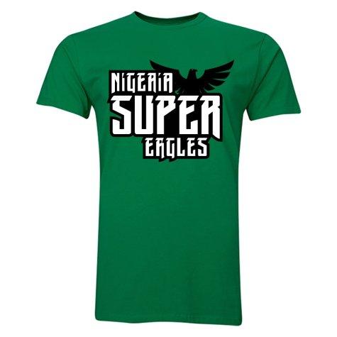 Nigeria Super Eagles T-Shirt (Green)