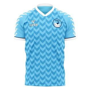 Sydney 2020-2021 Home Concept Football Kit (Libero)