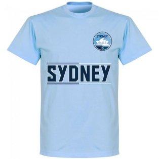 Sydney Team T-Shirt - Sky