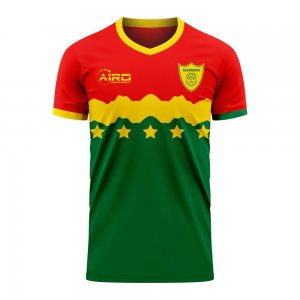 Tasmania 2020-2021 Home Concept Football Kit (Airo) - Womens