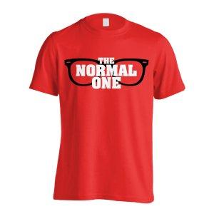 Jurgen Klopp The Normal One T-shirt (Red) - Kids