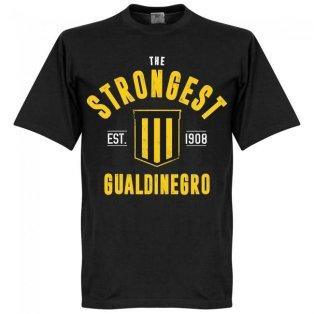 The Strongest Established T-Shirt - Black