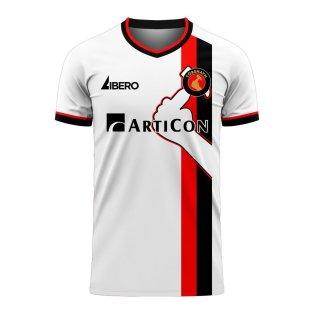 HB Torshavn 2020-2021 Away Concept Football Kit (Libero)