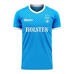 North London 2020-2021 Away Concept Football Kit (Libero) - Womens