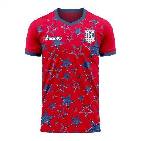 USA 2020-2021 Third Concept Football Kit (Libero)