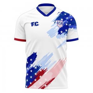 USA 2020-2021 Home Concept Kit (Fans Culture) - Baby
