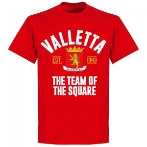Valletta Established T-shirt - Red