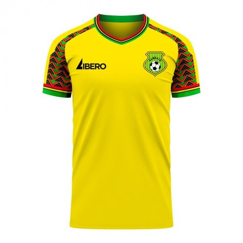Vanuatu 2020-2021 Home Concept Football Kit (Libero) - Womens