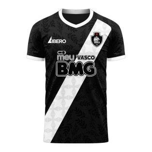 Vasco da Gama 2020-2021 Away Concept Football Kit (Libero) - Kids