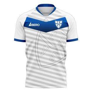 Velez Sarsfield 2020-2021 Home Concept Football Kit (Libero) - Womens