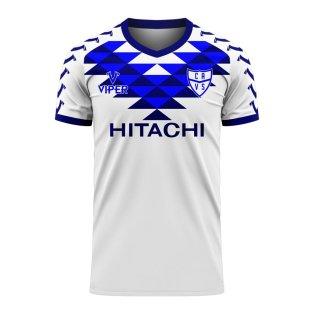 Velez Sarsfield 2020-2021 Home Concept Football Kit (Viper) - Womens