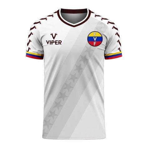 Venezuela 2020-2021 Away Concept Football Kit (Viper) - Little Boys