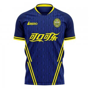 Hellas Verona 2020-2021 Home Concept Football Kit (Libero) - Kids