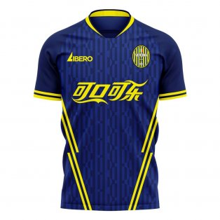 Hellas Verona 2020-2021 Home Concept Football Kit (Libero) - Womens