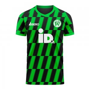 FC Wacker Innsbruck 2020-2021 Home Concept Football Kit (Libero) - Womens