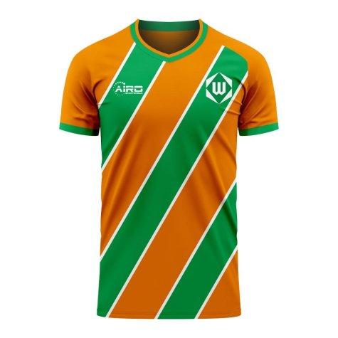 Bremen 2020-2021 Away Concept Football Kit (Airo) - Little Boys