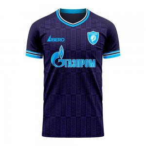 Zenit 2020-2021 Third Concept Football Kit (Libero)