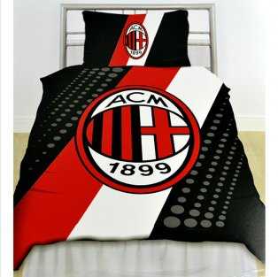 AC Milan Single Duvet Cover