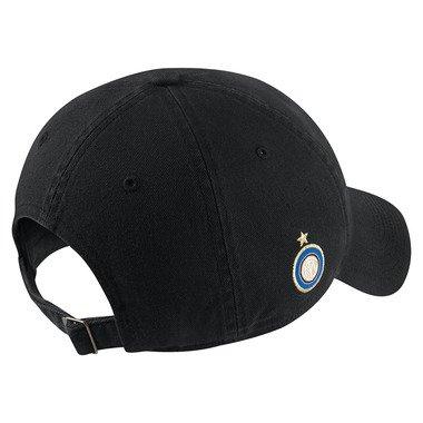 2012-13 Inter Milan Nike Baseball Cap (Black)  480568BLACK ... d7aebc6a25c