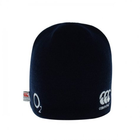 2012-13 England Fleece Lined Beanie Hat (Navy)