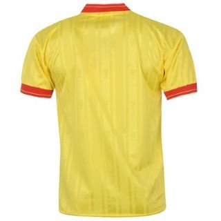 1986 Liverpool Away Crown Paints Shirt