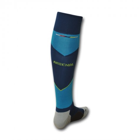 2014-2015 Arsenal Third Cup Football Socks