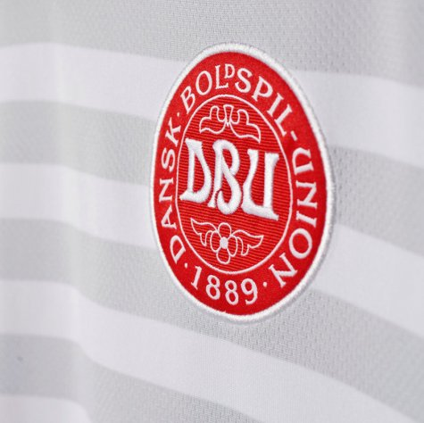 2016-2017 Denmark Away Shirt (M.Laudrup 10) - Kids