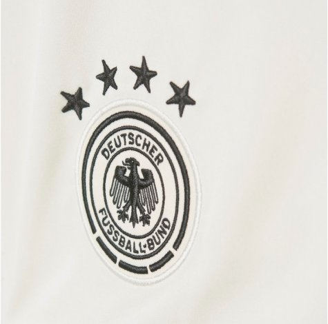 2016-2017 Germany Away Adidas Football Shorts (White)