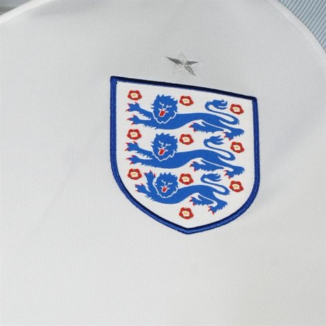 2016-17 England Home Shirt (Vardy 9) - Kids